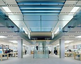 APPLE STORE, REGENTS STREET, LONDON, W1 OXFORD STREET, UK, GENSLER, INTERIOR