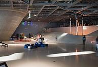 PHAENO SCIENCE CENTRE, WOLFSBURG, GERMANY, ZAHA HADID ARCHITECTS WITH MAYER BÄHRLE, INTERIOR