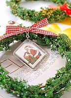 Christmas Ornament, wreath