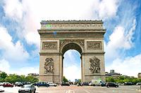Triumphal Arch, France (thumbnail)