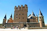 Alcazar, Segovia, Spain