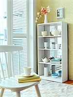 Home furnished with interior decoration objects (thumbnail)
