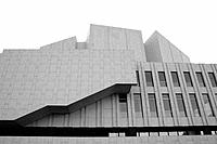 Alvar Aalto 's Finlandia House, Helsinki, Finland