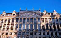 Belgium,Brussels,Grand Place,
