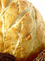 White crusty Bread (thumbnail)