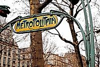 Underground. Paris. France