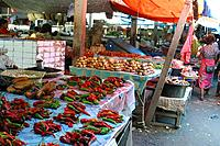 Fresh Product at East Timor Market