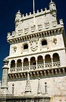 Belem Tower, Lisbon. Portugal