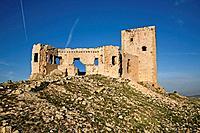 Castle. Teba. Málaga province. Andalucia. Spain.
