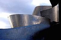 Guggenheim Museum. Bilbao. Bizkaia. Basque country. Spain