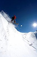 Austria, Europe, Dachstein, Winter sports, sports, winter, snow, mountain, mountains, alps, Snowboard, Snowboarding, S