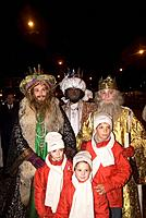 Three Kings Parade. Madrid. Spain