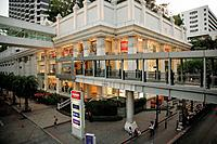 Thailand, Bangkok, Ploenchit Road, shopping centre.
