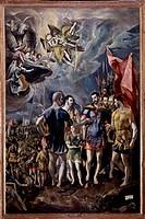 El Escorial , Palacio, El Greco