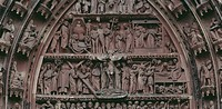 Strasbourg, Kathedrale, cathedrale, facade ouest/Westfassade