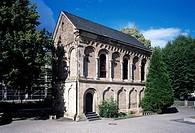 Doppelkapelle, Blick von Südwesten
