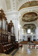 Rot an der Rot, Pfarrkirche, ehemalige Prämonstratenserklosterkirche