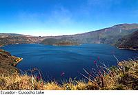 Ecuador _ Cuicocha Lake