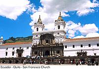 Ecuador _ Quito _ San Francisco Church