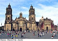 Mexico _ Mexico City _ Zocalo