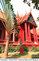 Cambodia _ Phnom Penh _ National Beaux_Arts Museum