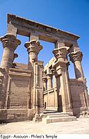 Egypt _ Aswan _ Philae Temple