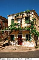 Greece _ Greek Islands _ Corfu _ Old Town