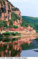 France _ Dordogne _ La Roque Gageac