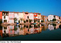 France _ Var _ Port Grimaud