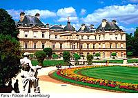 Paris _ Palace of Luxembourg