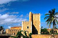 Caribbean _ Dominican Republic _ Santo Domingo _ Ozama fortress