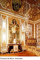 Palace of Versailles _ Chambre de Marie _ Antoinette