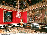Palace of Versailles _ Salon de Mercure