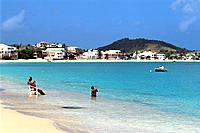Caribbean _ Saint Martin _ Grand Case