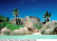 Seychelles _ Digue´s Island _ Souce d´Argent´s Cove
