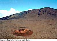 Reunion _ Fournaise _ Formica Leo's Crater