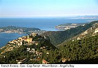 French Riviera _ Eze _ Cap Ferrat _ Mount Boron _ Angel's Bay