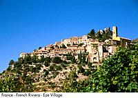 French Riviera _ Eze Village