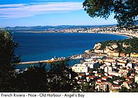 French Riviera _ Nice _ Old Harbour _ Angel's Bay