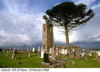 Ireland _ Hill of Slane _ St Patrick's Well