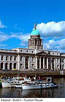 Ireland _ Dublin _ Custom House