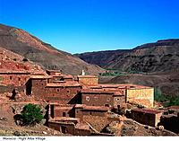 Morocco _ Hight Atlas Village