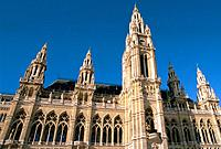 Austria - Vienna - Town Hall (thumbnail)