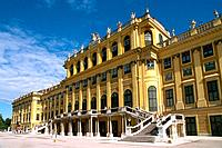 Austria - Vienna - Schoenbrunn Castle (thumbnail)
