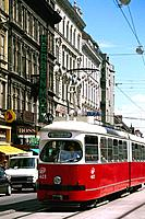 Austria - Vienna - Tram (thumbnail)
