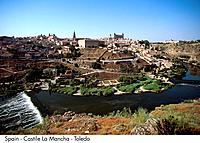Spain - Toledo - Castile Spain (thumbnail)