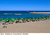 Spain _ Andalousia _ Costa del Sol _ Marbella Spain