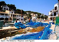 Spain _ The Balearics _ Majorca _ cala Figuera Spain