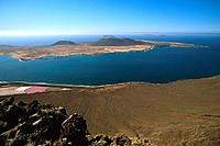 Spain - Canary Islands - Lanzarote - Del Tio Mirador Manrique (thumbnail)