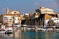 Spain _ The Balearics _ Minorca _ Ciudadela